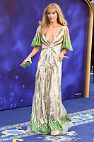 """Jaqui Ainsley<br /> arriving for the """"Aladdin"""" premiere at the Odeon Luxe, Leicester Square, London<br /> <br /> ©Ash Knotek  D3500  09/05/2019"""