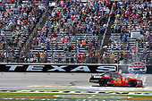 2017 NASCAR Xfinity Series<br /> My Bariatric Solutions 300<br /> Texas Motor Speedway, Fort Worth, TX USA<br /> Saturday 8 April 2017<br /> Erik Jones, Game Stop/ GAEMS Toyota Camry celebrates his victory<br /> World Copyright: Lesley Ann Miller/LAT Images<br /> ref: Digital Image lam_170408TX29485