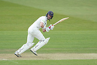 Nick Gubbins, Middlesex CCC glances fine for a single during Middlesex CCC vs Gloucestershire CCC, LV Insurance County Championship Group 2 Cricket at Lord's Cricket Ground on 7th May 2021