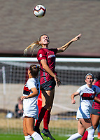 Georgia Bulldogs vs Arkansas Razorback Women's Soccer -   Marissa Kinsey (2)<br />