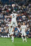 Real Madrid's Raphael Varane during La Liga match. September 01, 2018. (ALTERPHOTOS/A. Perez Meca)