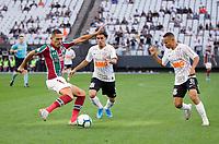 São Paulo (SP), 08/12/2019 - Corinthians-Fluminense - Gilberto do Fluminense. Partida entre Corinthians x Fluminense pela 38ª rodada do Campeonato Brasileiro, na Arena Corinthians, em São Paulo (SP), domingo (08).
