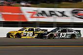 #20: Erik Jones, Joe Gibbs Racing, Toyota Camry STANLEYx