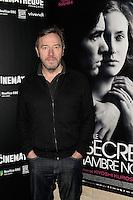 Olivier RABOURDIN - Avant-premiere du film ' Le Secret de la Chambre Noire ' de Kiyoshi Kurosawa - La Cinematheque francaise 6 fevrier 2017 - Paris - France