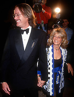 Peter Fonda & wife 1992 Photo by Adam Scull-PHOTOlink.net