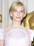 Cate Blanchett attends the 83rd Academy Awards held at The Kodak Theatre in Hollywood, California on February 27,2011                                                                               © 2010 DVS / Hollywood Press Agency
