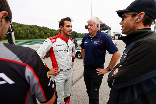 #66: Gradient Racing Acura NSX GT3, GTD:  Mario Farnbacher, Dan Layton, Lee Niffenegger