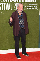 """Terry Gilliam<br /> arriving for the London Film Festival screening of """"The Man Who Killed Don Quixote"""" at the Embankment Gardens<br /> <br /> ©Ash Knotek  D3445  16/10/2018"""