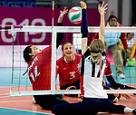 Katelyn Wright, Lima 2019 - Sitting Volleyball // Volleyball assis.<br />
