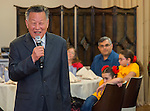 Taste of China event sponsored by the Confucius Institute, September 25, 2014.