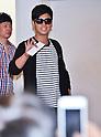 Lee Jang-Woo arrives in Japan