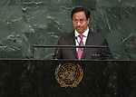 72 General Debate – 20 September <br /> <br /> 1His Highness Sheikh Jaber Al-Mubarak Al-Hamad Al Sabah, Prime Minister of the State of Kuwait