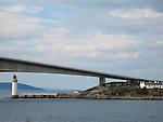 Skye Bridge from Kyleakin, Isle of Skye, Scotland