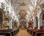 Deutschland, Bayern, Oberpfalz, Regensburg: Basilika St. Emmeram | Germany, Bavaria, Upper Palatinate, Regensburg: Basilica St. Emmeram