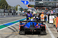 #8 REALTEAM RACING (CHE) LIGIER JS P320  NISSAN LMP3 ESTEBAN GARCIA (CHE) DAVID DROUX (CHE)