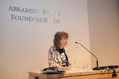 Washington DC, USA. Chico Vive conference, 5th April 2014. Conference organiser Linda Rabben.