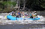 Carson River rafting