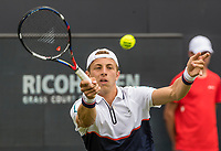 Den Bosch, Netherlands, 12 June, 2017, Tennis, Ricoh Open, Tallon Griekspoor (NED)<br /> Photo: Henk Koster/tennisimages.com