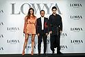 Taylor Hill promotes Japanese furniture brand Lowya