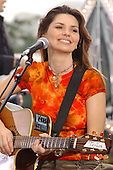 SHANIA TWAIN (CBS THE EARLY SHOW)