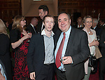 First Minister Alex Salmond hosted a reception for Dyslexia Scotland, Sir Jackie Stewart former World racing champion and President of Dyslexia Scotland was also in attendance.Pic Kenny Smith, Kenny Smith Photography.6 Bluebell Grove, Kelty, Fife, KY4 0GX .Tel 07809 450119,