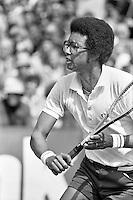 1978, Den Haag, Leimonias, Wimbledon Gala, Arthur Ashe
