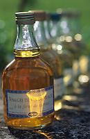 Europe/France/Auvergne/12/Aveyron/Les Homs-du-Larzac: Les vinaigres aromatisés de Pierre-Yves de Boissieu