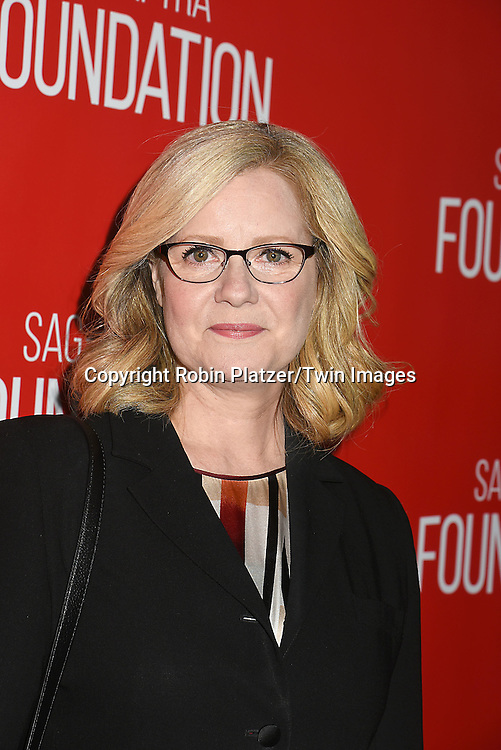 actress Bonnie Hunt attends the Grand Opening of SAG-AFTRA Foundation Robin Williams Center on October 5, 2016 at The Robin Williams Center in New York, New York, USA.<br /> <br /> photo by Robin Platzer/Twin Images<br />  <br /> phone number 212-935-0770