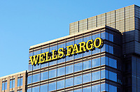 Wells fargo Bank corporate office, Atlanta, Georgia, USA