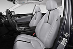 Front seat view of 2018 Honda Civic Touring CVT 4 Door Sedan Front Seat  car photos
