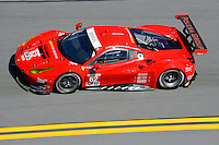28-31 January, 2016, Daytona Beach, Florida USA<br /> 62, Ferrari, F488 GTE, GTLM, Giancarlo Fisichella, Toni Vilander, Davide Rigon, Olivier Beretta<br /> ©2016, F. Peirce Williams