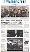 25.04.2018 - Caos no metrô. (Foto: Fábio Vieira/FotoRua)