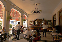 Cuba, Hotel Casa Grande in Santiago de Cuba