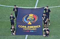 Photo before the match Argentina vs Venezuela Corresponding to Quarters Finals America Cup Centenary 2016, at Gillette Stadium, in Foxborough, Massachusetts<br /> <br /> Foto previo al partido Argentina vs Venezuela , Correspondiante a los Cuartos de Final de la Copa America Centenario USA 2016 en el Estadio Gillette Stadium, en Foxborough, Massachusetts, en la foto: Vista General<br /> <br /> 18/06/2016/MEXSPORT/ISAAC ORTIZ