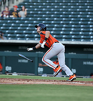 Hunter Bishop - 2019 AZL Giants (Bill Mitchell)