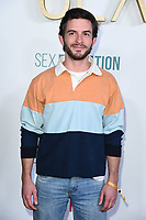 "Jonathan Bailey<br /> arriving for the ""Sex Education"" season 2 launch at Genesis Cinema Mile End Road, London.<br /> <br /> ©Ash Knotek  D3547 08/01/2020"