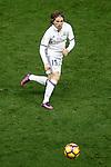 Real Madrid's Luka Modric during La Liga match. November 19,2016. (ALTERPHOTOS/Acero)