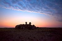 Sunrise at Brandberg, Namibia