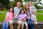 The Hickey family from Banteer enjoying Muckross Gardens on Sunday, l to r: Ava, Jason, Emily, Mary and Ríona Hickey.