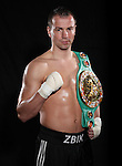 """April 5, 2011, Los Angeles,Ca. --- """"Unbeaten WBC Middleweight Champion Sebastian Zbik Hits LA"""" ---  Unbeaten WBC Middleweight Champion Sebastian Zbik of Germany hits Los Angeles for his big press conference Wednesday at Staples Center.  .Zbik takes on #1 contender Julio Cesar Chavez Jr. ,Culiacan,Mexico on Saturday, June 4 at the Staples Center in Los Angeles on HBO. Zbik vs Chavez Jr. is promoted by Top Rank in association with Zanfer Promotions and Universum Media Network.  --- Photo Credit : Chris Farina - Top Rank  (no other credit allowed)  copyright 2011"""