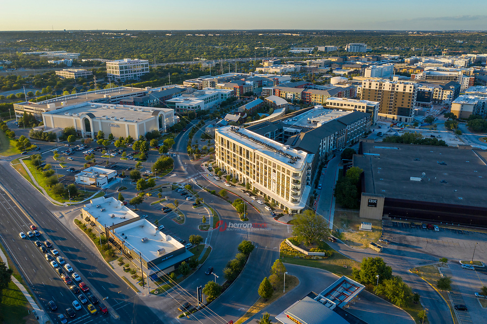 The Domain is Austin's largest mixed-use shopping mall located in the high-tech corridor of northwest Austin