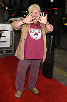 """Bill Oddie<br /> arriving for the premiere of """"Johnny English Strikes Again"""" at the Curzon Mayfair, London<br /> <br /> ©Ash Knotek  D3436  03/10/2018"""