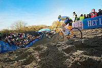 ready to drop<br /> <br /> Vlaamse Duinencross Koksijde 2013