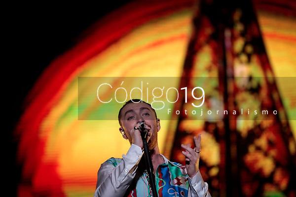 SAO PAULO, SP 05.04.2019: LOLLAPALOOZA-SP - Show com Sam Smith. Lollapalooza Brasil 2019, que acontece de 05 a 07 de abril no Autodromo de Interlagos, zona sul da capital paulista. (Foto: Ale Frata/Codigo19)