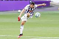 Real Valladolid's Oscar Plano during La Liga match. July 11,2020. (ALTERPHOTOS/Acero)<br /> 11/07/2020<br /> Liga Spagna 2019/2020 <br /> Valladolid - Barcelona <br /> Foto Alterphotos / Insidefoto <br /> ITALY ONLY