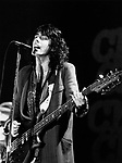 Cheap Trick 1979 Tom Petersson.© Chris Walter.