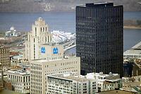 Banques  au Centre-ville de Montreal<br /> <br /> 2017<br /> <br /> <br /> PHOTO : Agence Quebec Presse