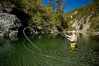 Flyfishing on the Smith River, California