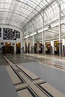 Museum Jugendstil - Postsparkasse von Otto Wagner, Georg-Coch-Platz 2, Wien, Österreich, UNESCO-Weltkulturerbe<br /> Museum art nouveau Postsparkasse by Otto Wagner, Vienna, Austria, world heritage