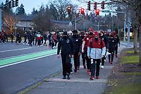 Stanford Football v Oregon State University, December 12, 2020